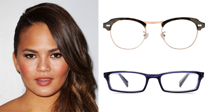 Best Eye Glasses Frames For Round Face : Big Glasses For Round Face Louisiana Bucket Brigade