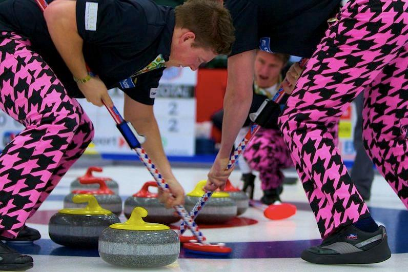 9 Times Norway S Curling Team Won Gold In The Fashion Stakes