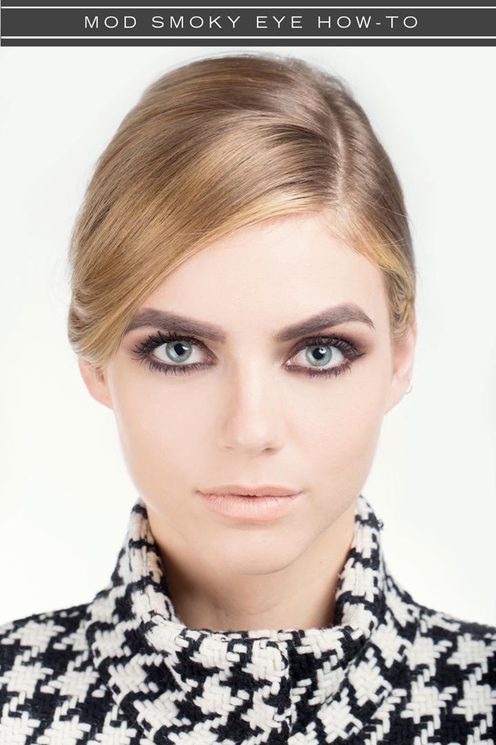 How to mod eye makeup