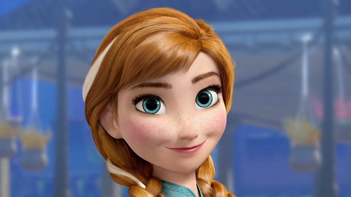 how to make anna from frozen