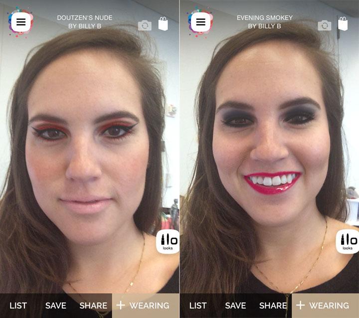 Makeup Genius скачать на андроид - фото 4