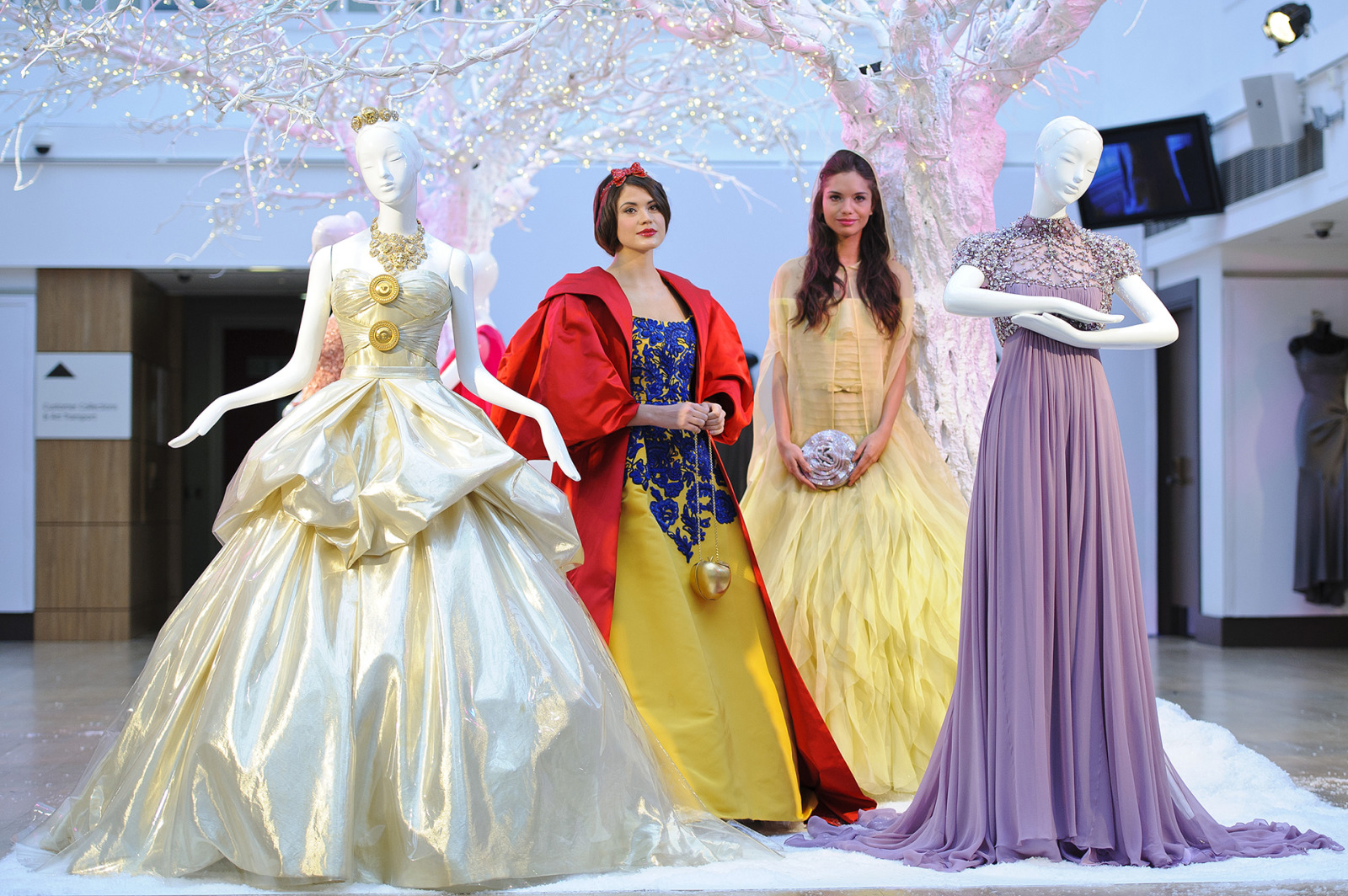 Disney Princess couture gowns - Disney Princess couture ... - photo#49