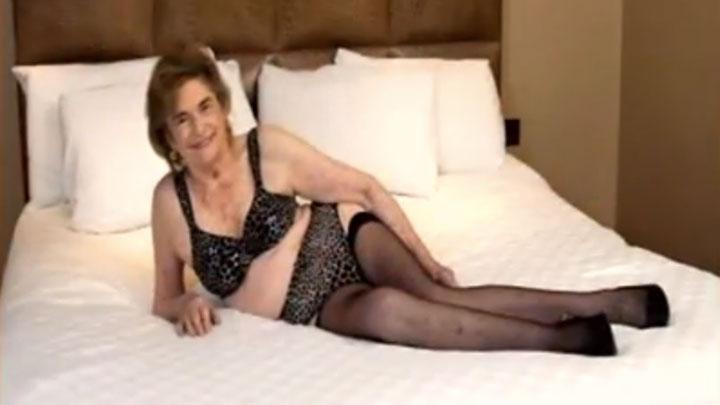 "85-Year-Old Grandma Escort: ""I Do It Because I Love Sex"""