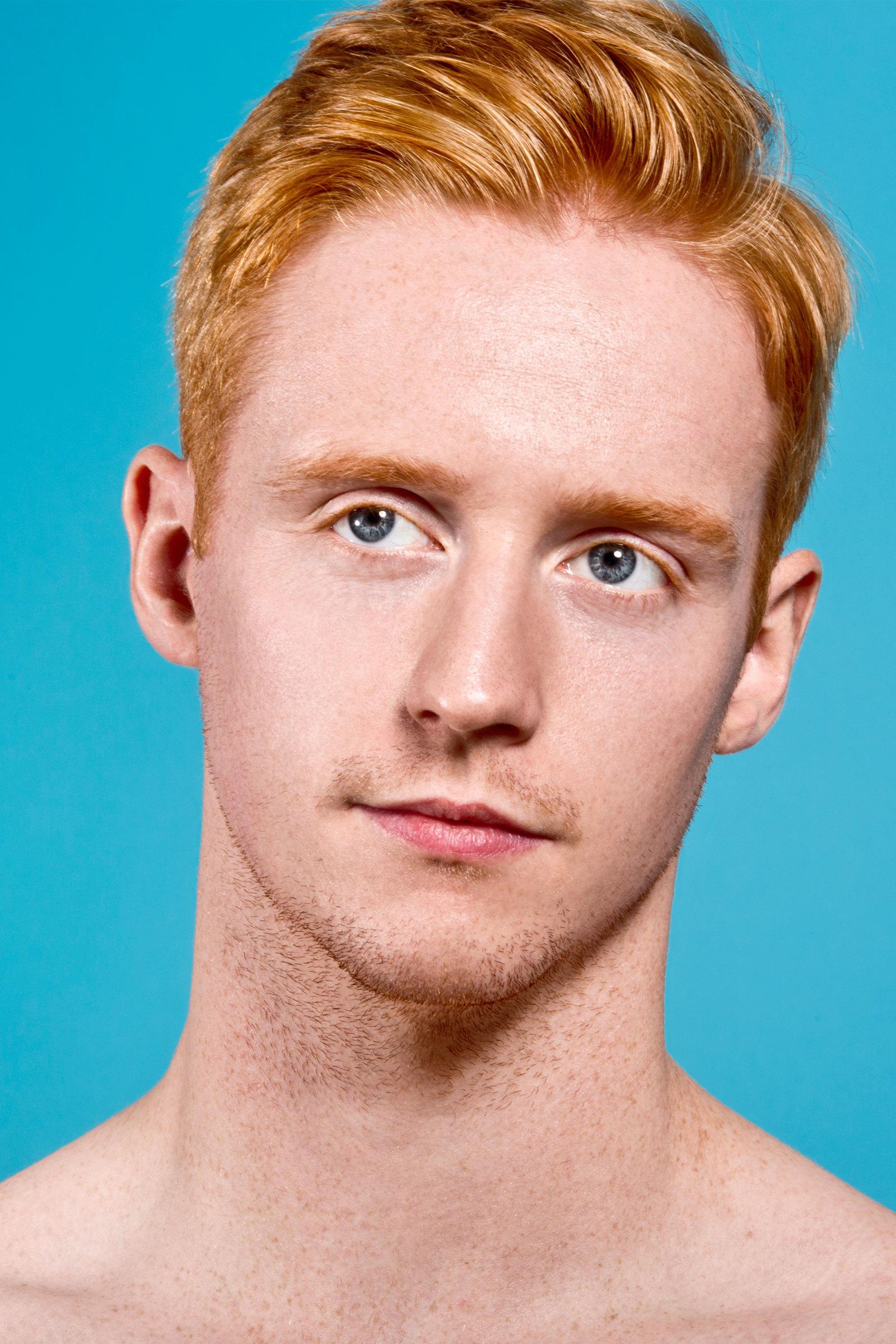 Actors sexy redhead