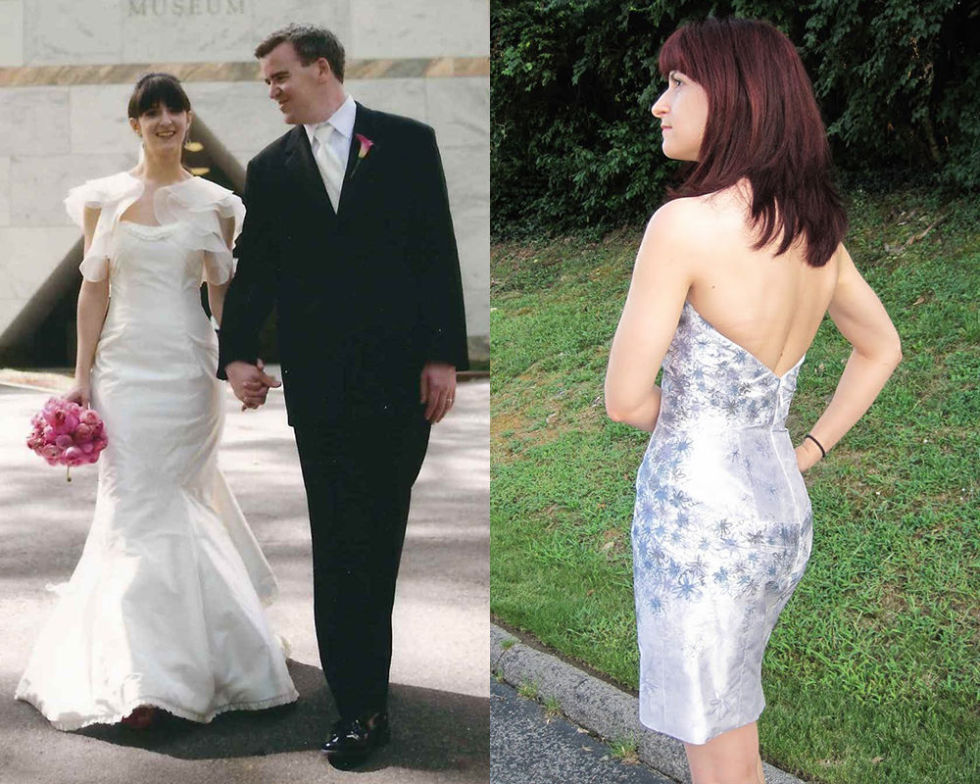 11 Brides Who Gave Their Dresses Mind Ing Makeovers Kiis 1065 Sydney