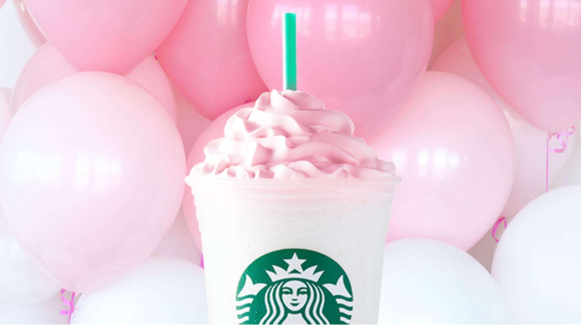 Starbucks Birthday Cake Frappuccino Back on Menu for ...