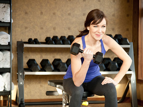 instructor aerobic