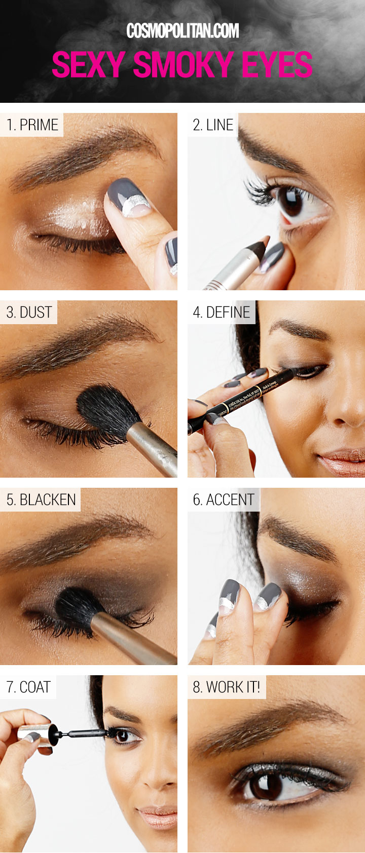 Prep Your Eyes With A Shadow Primer Suggests Cozenza This Helps The Eye You  39 How